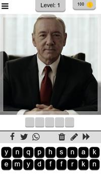 Quiz House of Cards poster