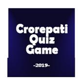 Crorepati Quiz Game - 2019 icon