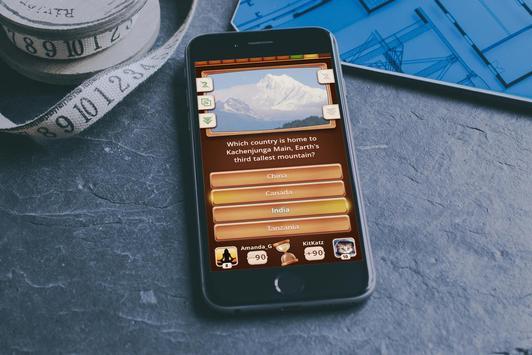 QuizGeek. Ultimate Trivia Game screenshot 6