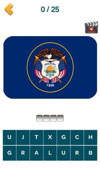US States - American Quiz screenshot 7