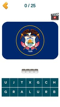 US States - American Quiz screenshot 12