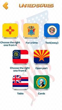 US States - American Quiz screenshot 1