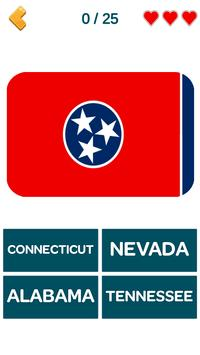 US States - American Quiz screenshot 2