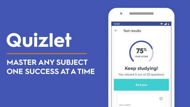 Quizlet تصوير الشاشة 4