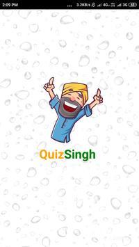 QuizSingh poster