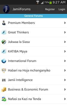 JamiiForums screenshot 1