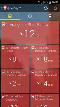 Bilbao Subway Bus Tram - free screenshot 4