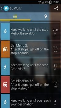 Bilbao Subway Bus Tram - free screenshot 6