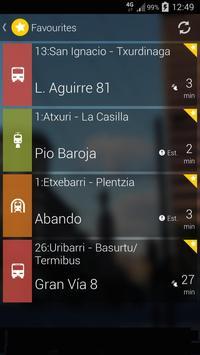 Bilbao Subway Bus Tram - free screenshot 7