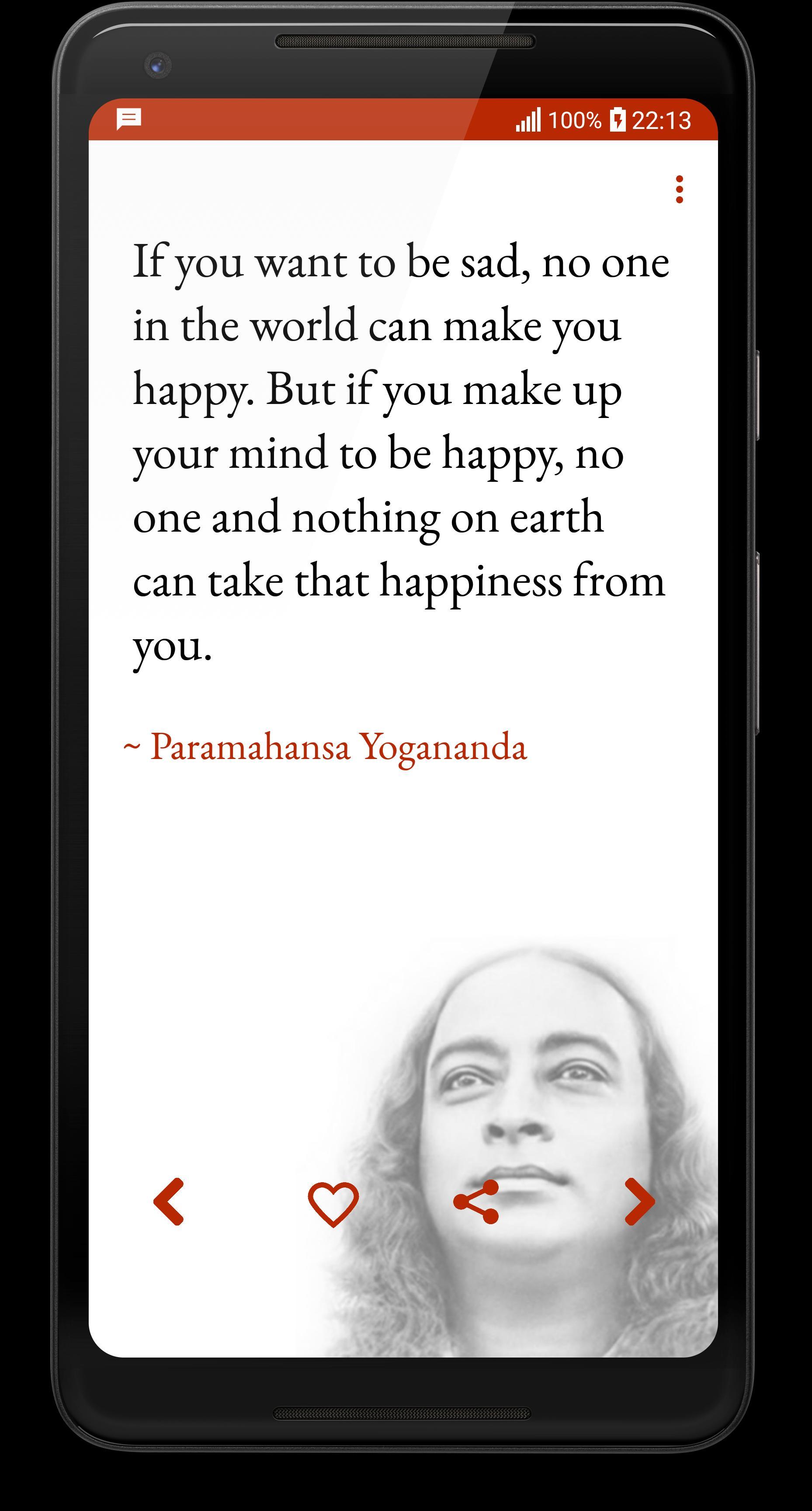 Autobiography Of A Yogi Paramahansa Yogananda For Android Apk Download