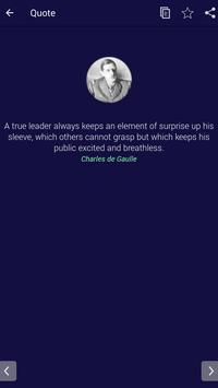Charles de Gaulle Quotes screenshot 2