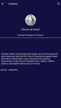 Charles de Gaulle Quotes screenshot 3