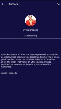 Cyrus Broacha Quotes screenshot 4