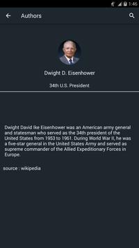 Dwight D. Eisenhower Quotes screenshot 3