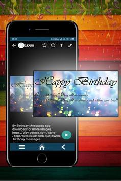 Birthday Messages screenshot 3
