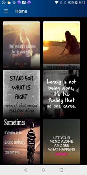 Motivational Wallpapers Quotes poster