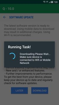 Q Update 10.0 for Android™ screenshot 2