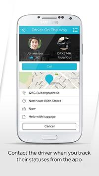Rider Partner screenshot 2