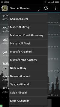 AlQuran (Complete 30 Juz) screenshot 6