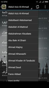 AlQuran (Complete 30 Juz) screenshot 3
