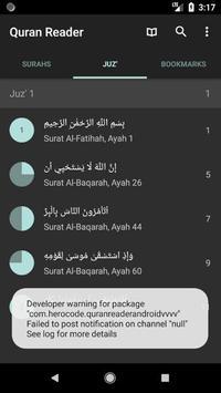 Application of the Holy Quran screenshot 1