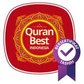 Quran Best Indonesia & Waktu Sholat icon