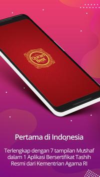 Quran Best Indonesia & Waktu Sholat poster
