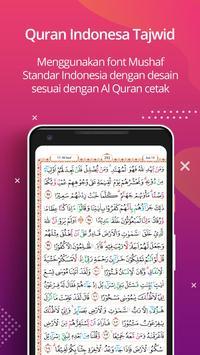 Quran Best Indonesia & Waktu Sholat screenshot 3