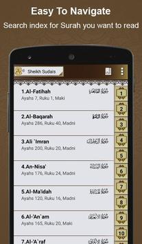 Al'Quran Bahasa Indonesia screenshot 2