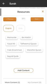 QuranHive स्क्रीनशॉट 5