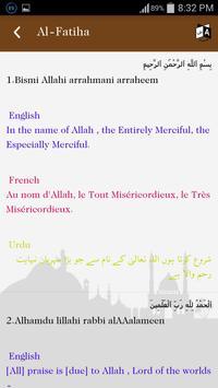 Al Quran Mp3 - 50 Reciters & Translation Audio screenshot 3