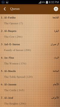 Al Quran Mp3 - 50 Reciters & Translation Audio screenshot 5