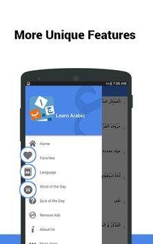 Learn Arabic screenshot 5