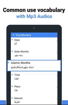 Learn Arabic screenshot 9