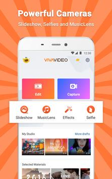 VivaVideo screenshot 2
