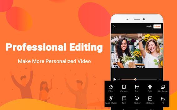 VivaVideo capture d'écran 7