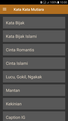 Kata Kata Mutiara Kehidupan 2019 Apk 12 Download For