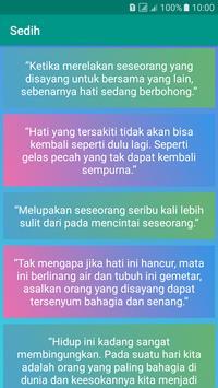 Kata Kata Mutiara Kehidupan 2020 تصوير الشاشة 3