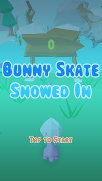 Bunny Skate 2 poster
