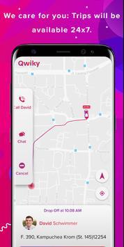 Qwiky Driver screenshot 3