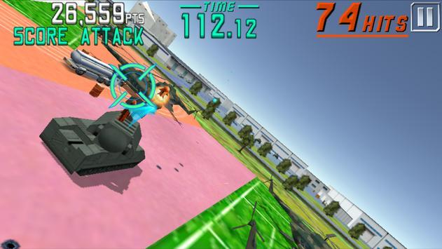 Assault Chaingun KM screenshot 5