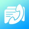 CallsUp - 두 번째 전화 번호 - 전화 + 문자 아이콘