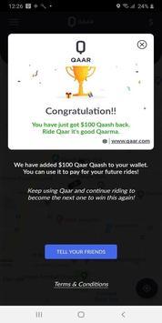 QAAR captura de pantalla 5