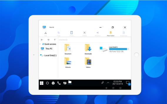 Computer launcher PRO 2019 for Win 10 themes 截图 5