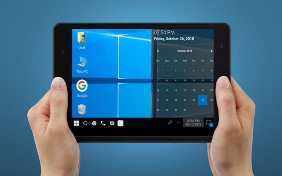 Computer launcher PRO 2019 for Win 10 themes screenshot 7