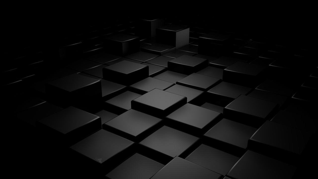 Unduh 40 Wallpaper Android Black 3d Gratis Terbaik