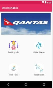 Booking Qantas Airline (Unreleased) poster