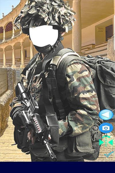 Pak Army Photo Frames & Profile Picture Maker 2019 for Android - APK