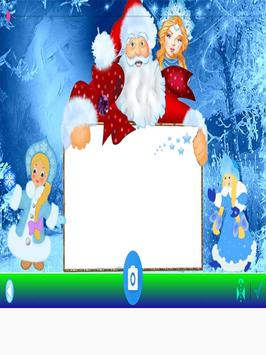 Merry Xmas Photo Frames poster