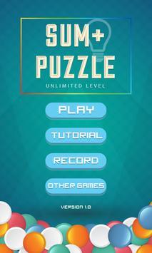 Sum+ Puzzle screenshot 3